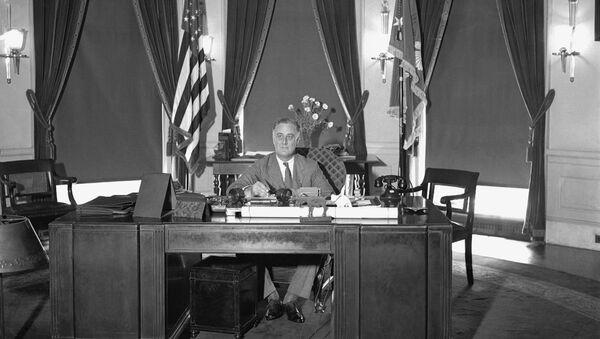 Así cambió el Despacho Oval ante los distintos presidentes de EEUU  - Sputnik Mundo
