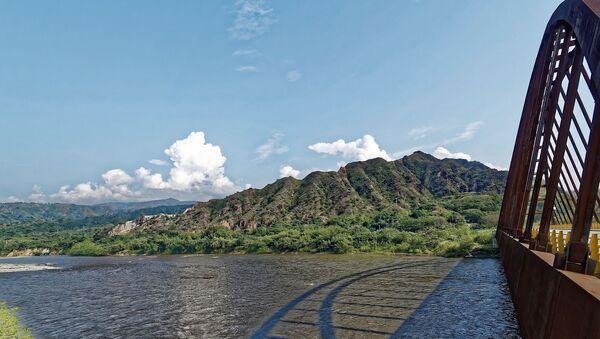 Río Magdalena, Colombia  - Sputnik Mundo