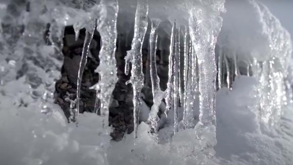 Una imagen del documental Último Glaciar de Venezuela - Sputnik Mundo