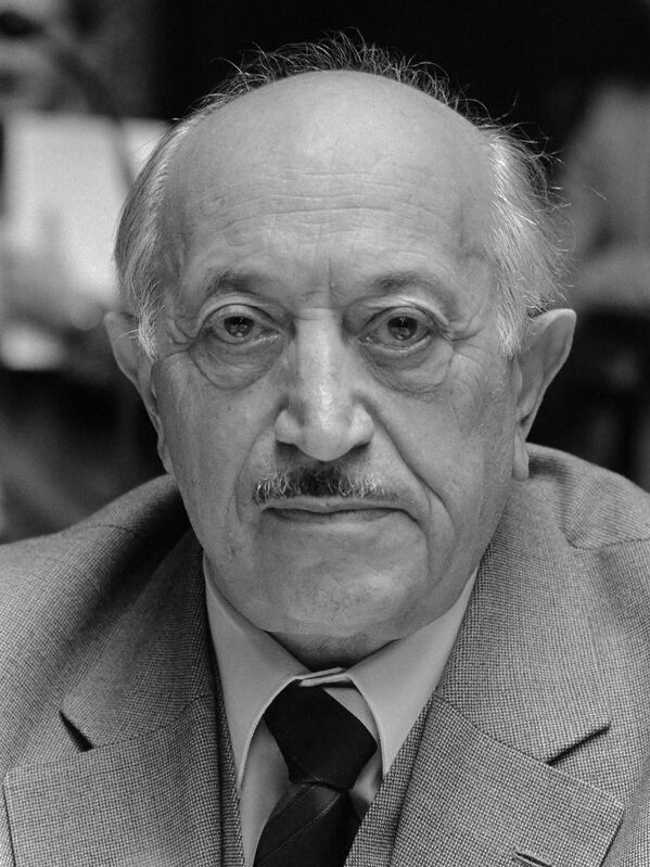 Simon Wiesenthal - Sputnik Mundo