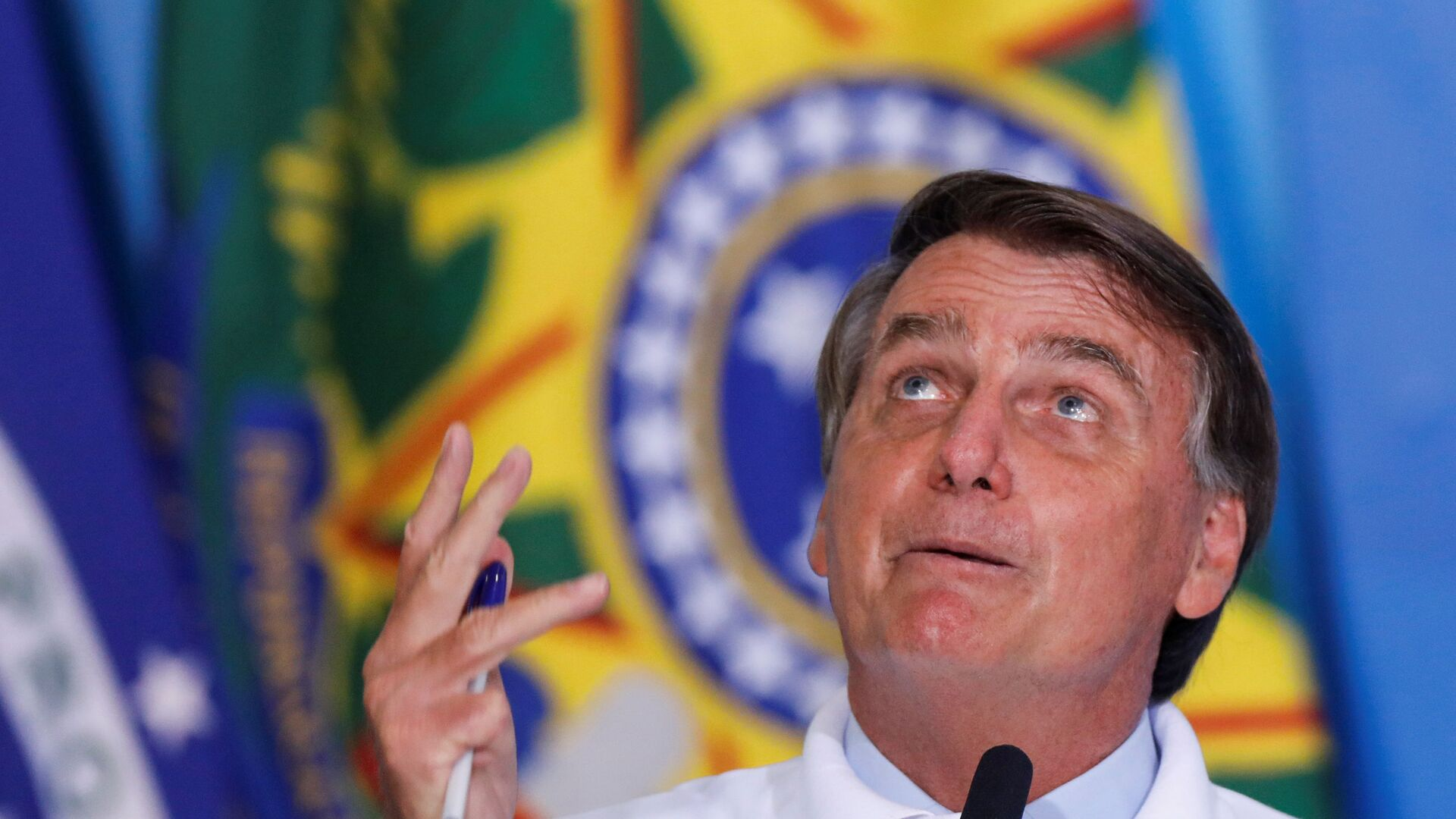 Jair Bolsonaro, presidente de Brasil - Sputnik Mundo, 1920, 01.03.2021