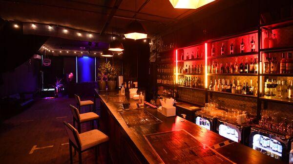 Un bar en Moscú - Sputnik Mundo