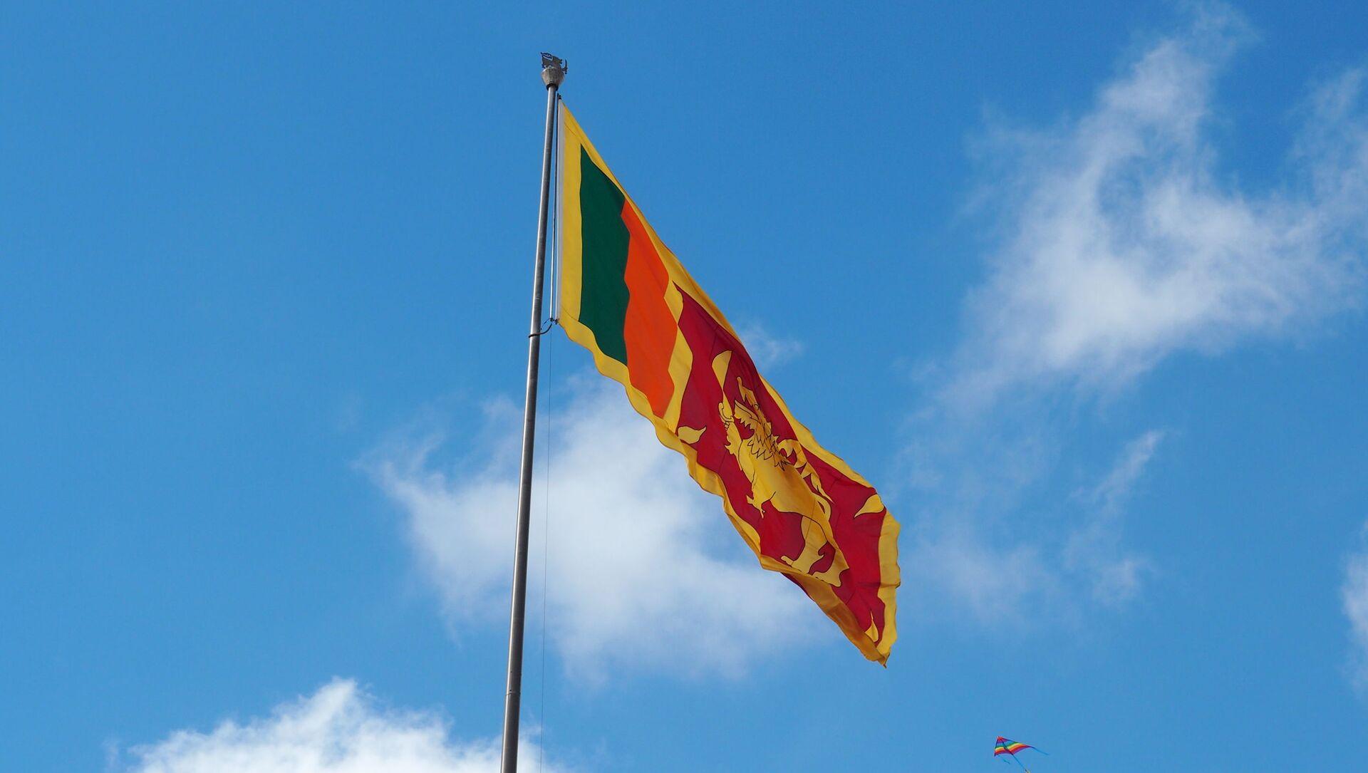 Bandera de Sri Lanka  - Sputnik Mundo, 1920, 27.01.2021