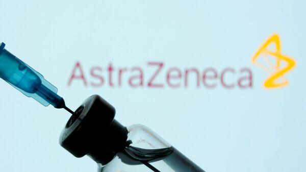 Vacuna de la farmacéutica británica AstraZeneca - Sputnik Mundo