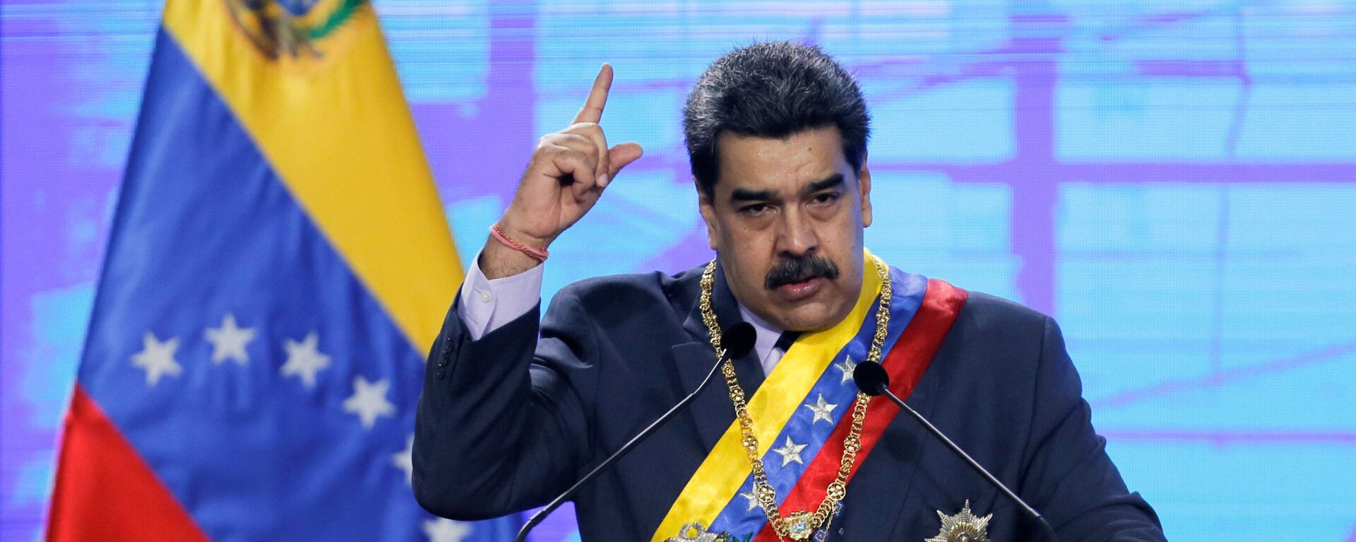 Nicolás Maduro, presidente de Venezuela - Sputnik Mundo, 1920, 05.05.2021