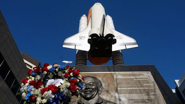 Monumento del transbordador estadounidense Challenger - Sputnik Mundo