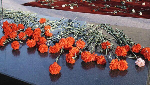 Monumento a las víctimas del Holocausto (imagen referencial) - Sputnik Mundo