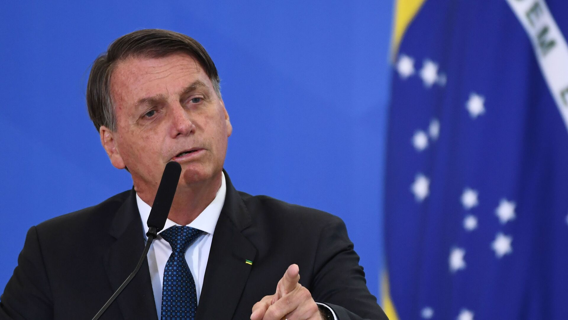Jair Bolsonaro, presidente de Brasil - Sputnik Mundo, 1920, 11.02.2021