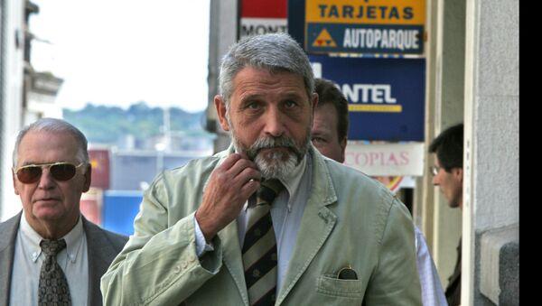 Eduardo Ferro, coronel uruguayo retirado - Sputnik Mundo