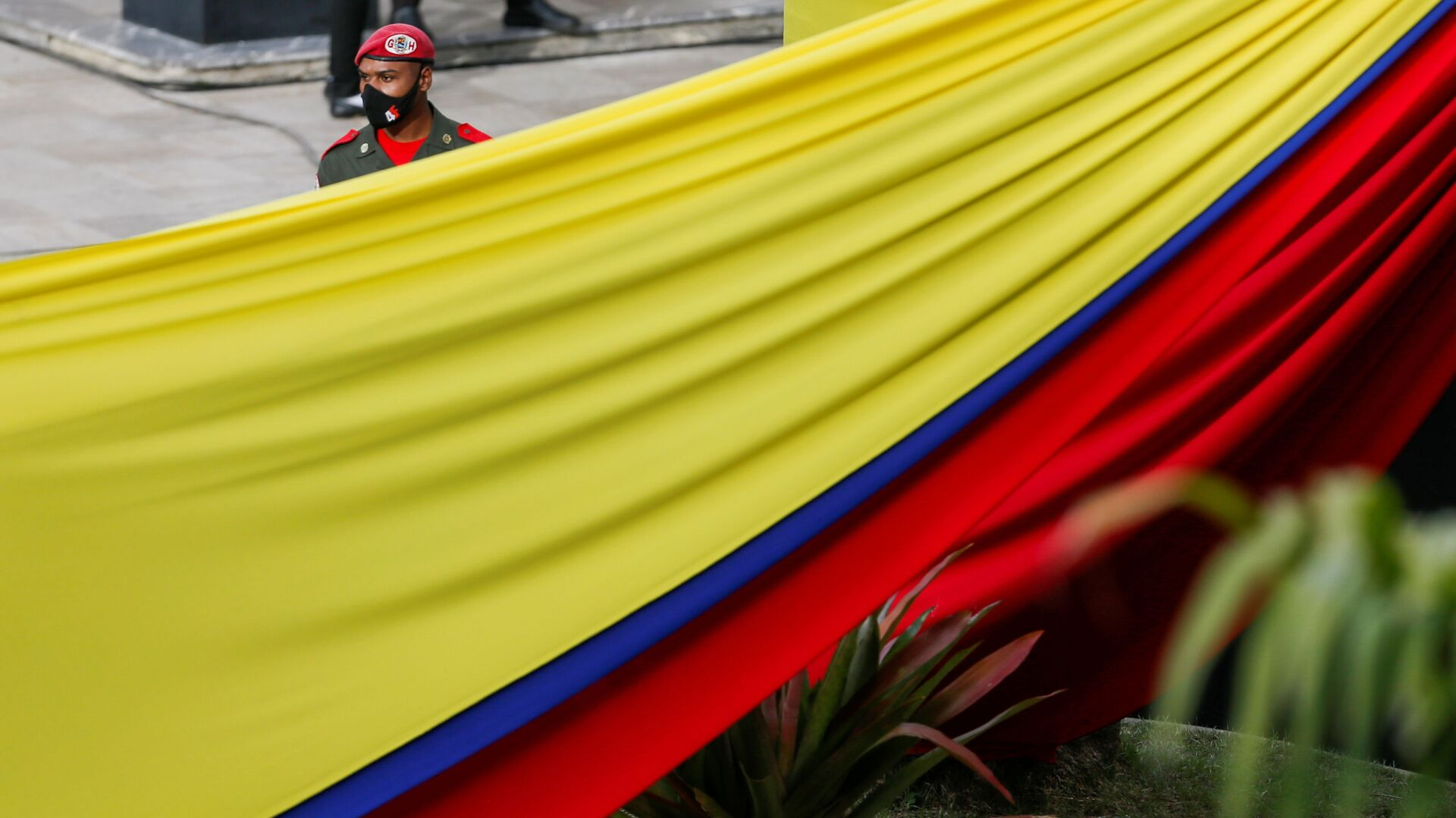 Bandera de Venezuela - Sputnik Mundo, 1920, 18.06.2021