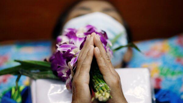 Morir para renacer: el insólito ritual tailandés que te permite 'resetear' tu vida - Sputnik Mundo