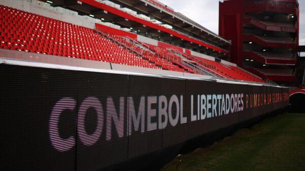 Copa de Libertadores, estadio de Buenos Aires, Argentina (imagen referencial) - Sputnik Mundo