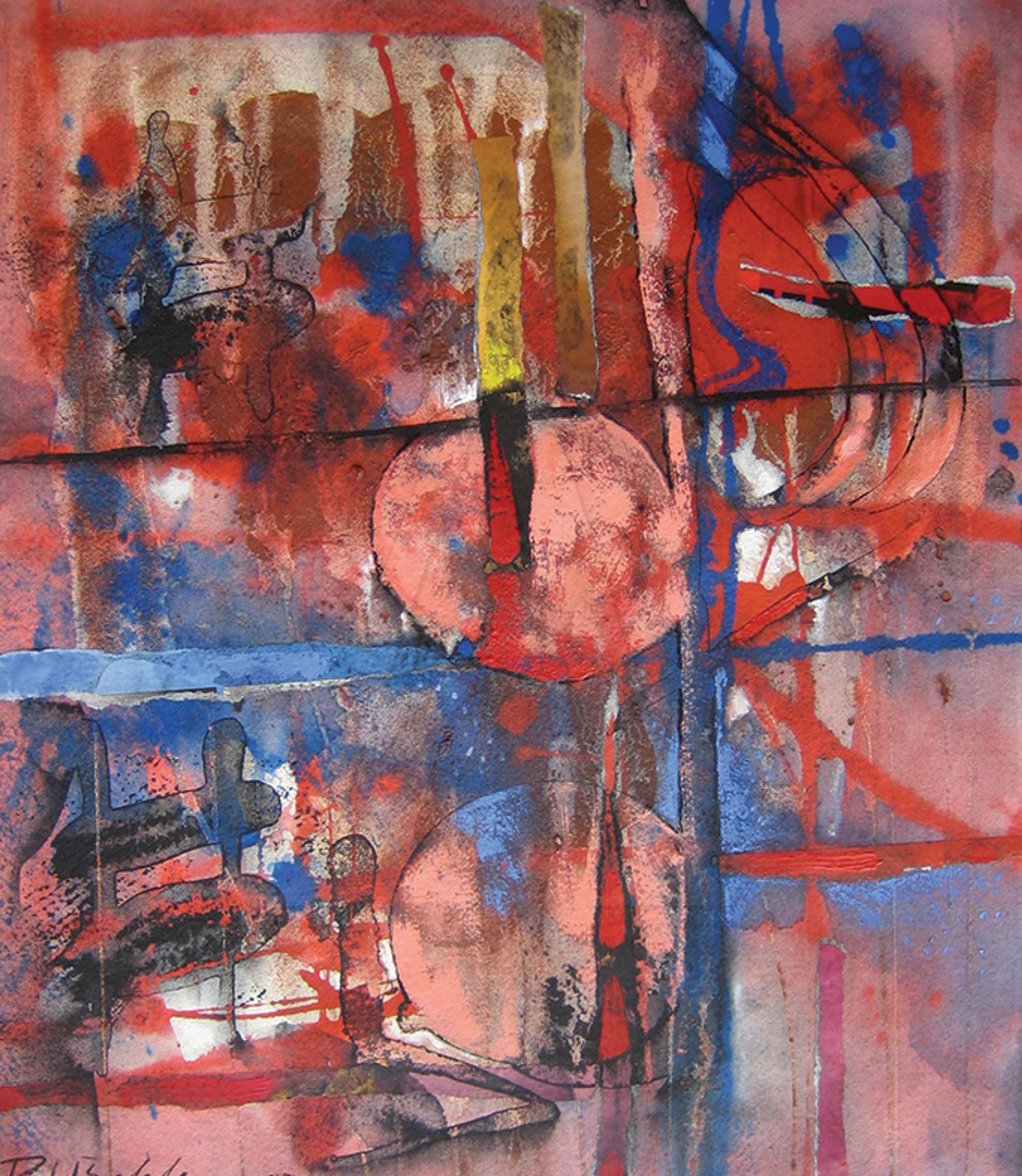 Obra del pintor español Manel Pujol Baladas - Sputnik Mundo, 1920, 11.02.2021