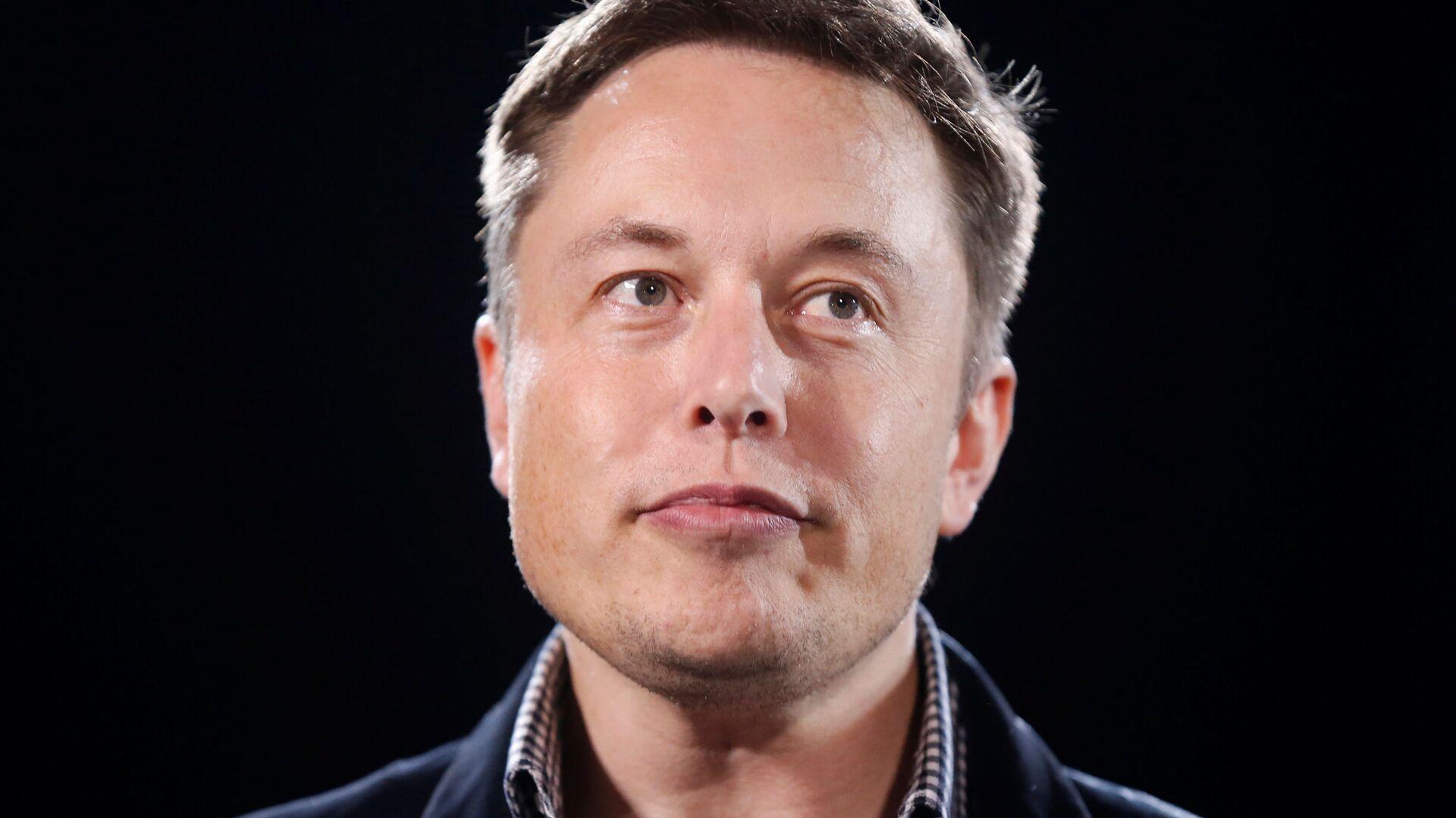 Elon Musk, director general de Tesla y SpaceX - Sputnik Mundo, 1920, 23.02.2021