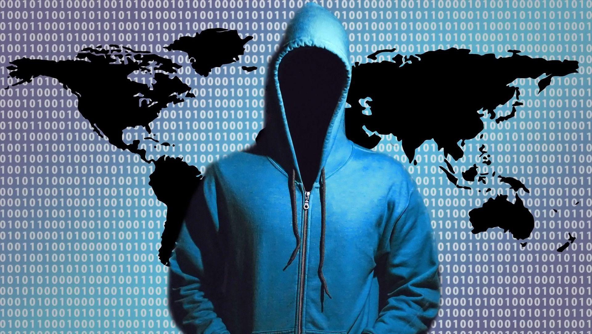 Imagen referencial de hackers en internet - Sputnik Mundo, 1920, 02.02.2021