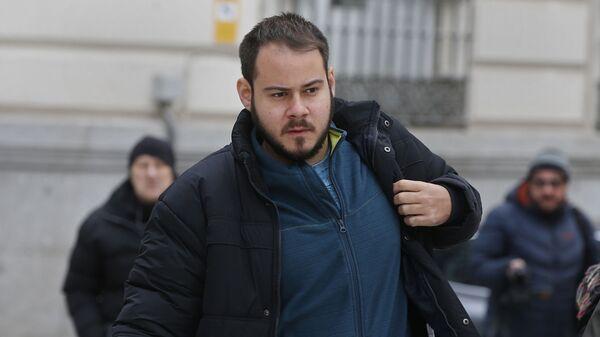 Pablo Hasél, rapero español condenado a cárcel - Sputnik Mundo