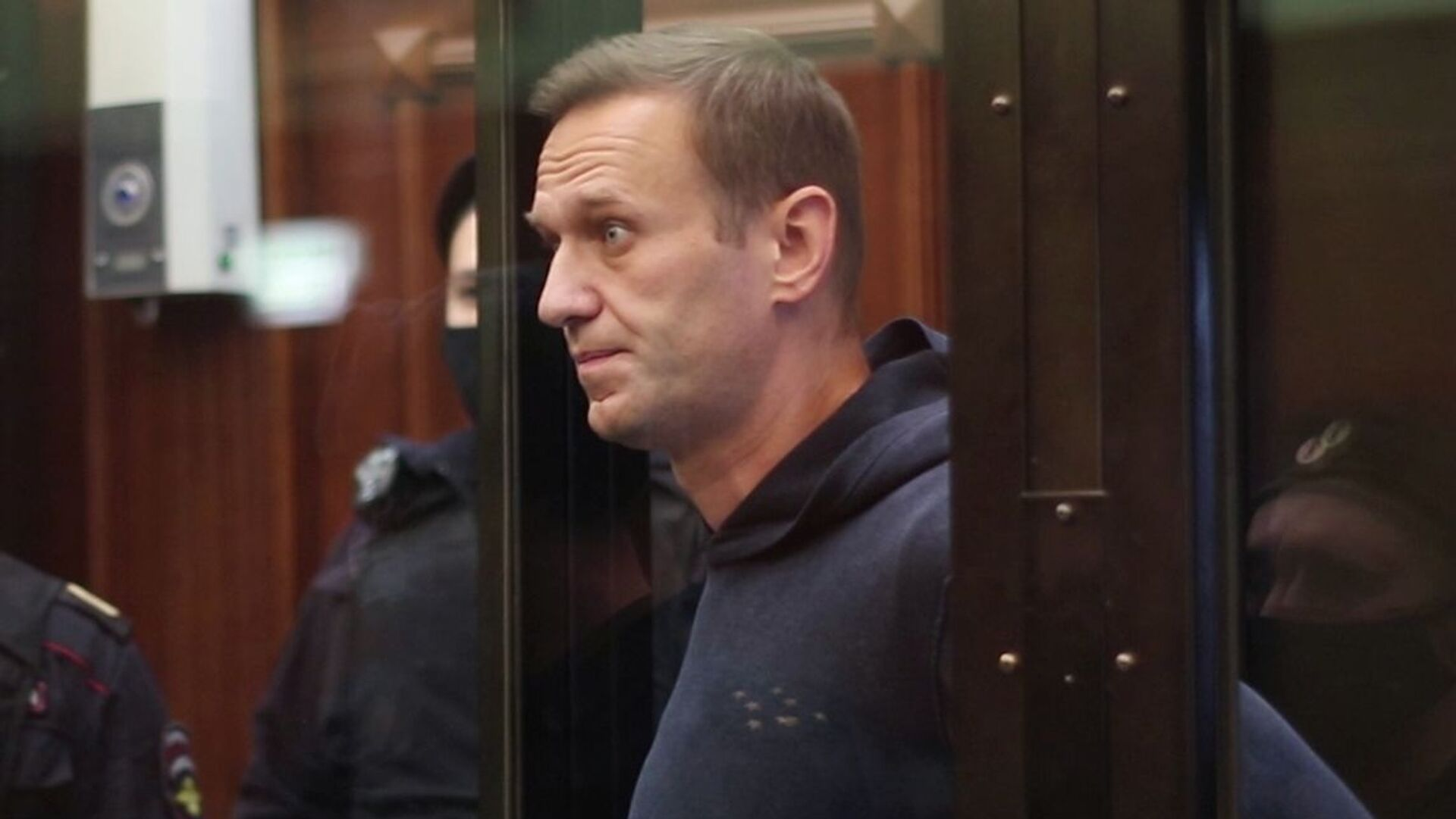 El bloguero opositor ruso, Alexéi Navalni - Sputnik Mundo, 1920, 07.04.2021