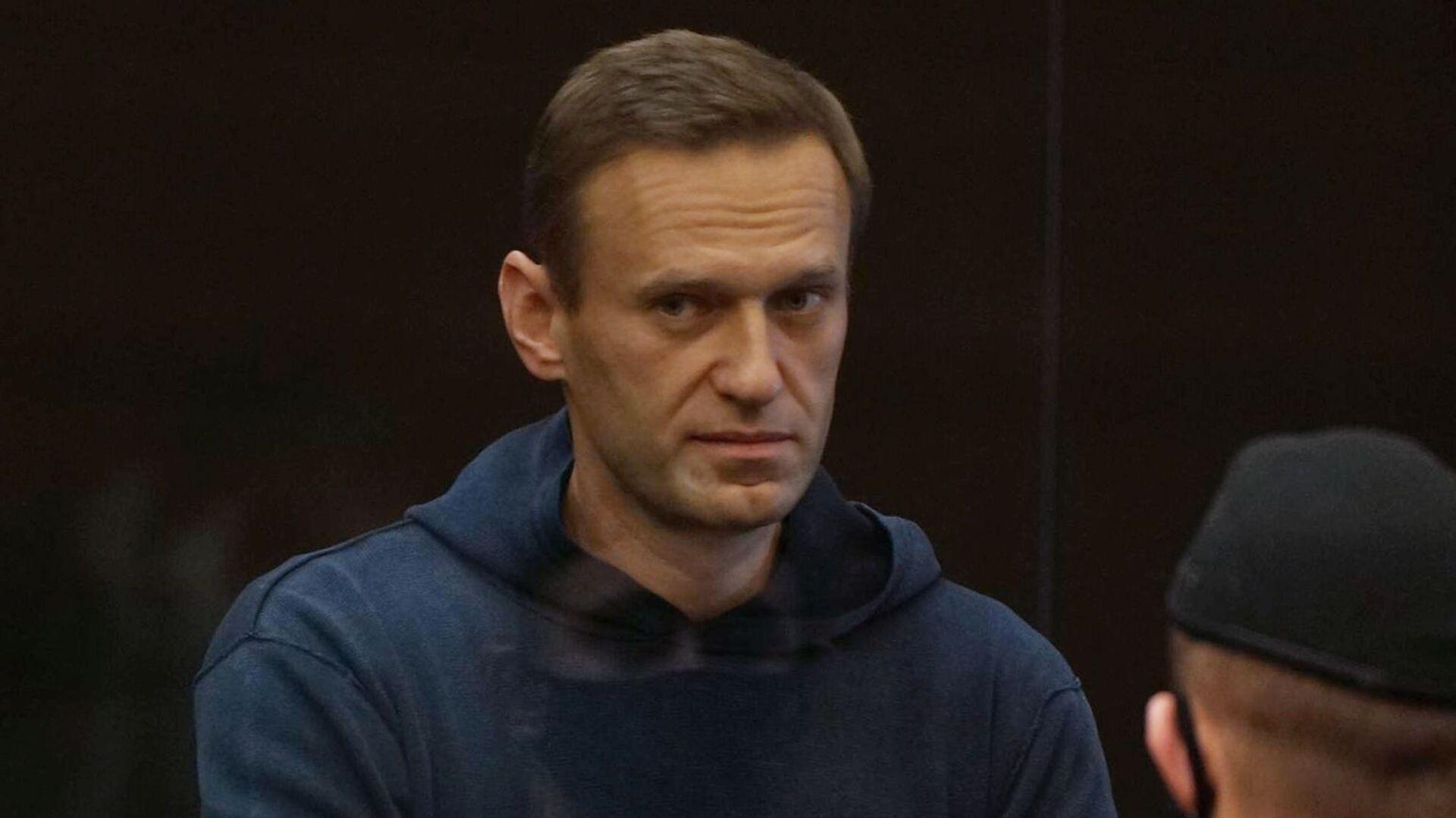 Alexéi Navalni, opositor ruso - Sputnik Mundo, 1920, 30.03.2021