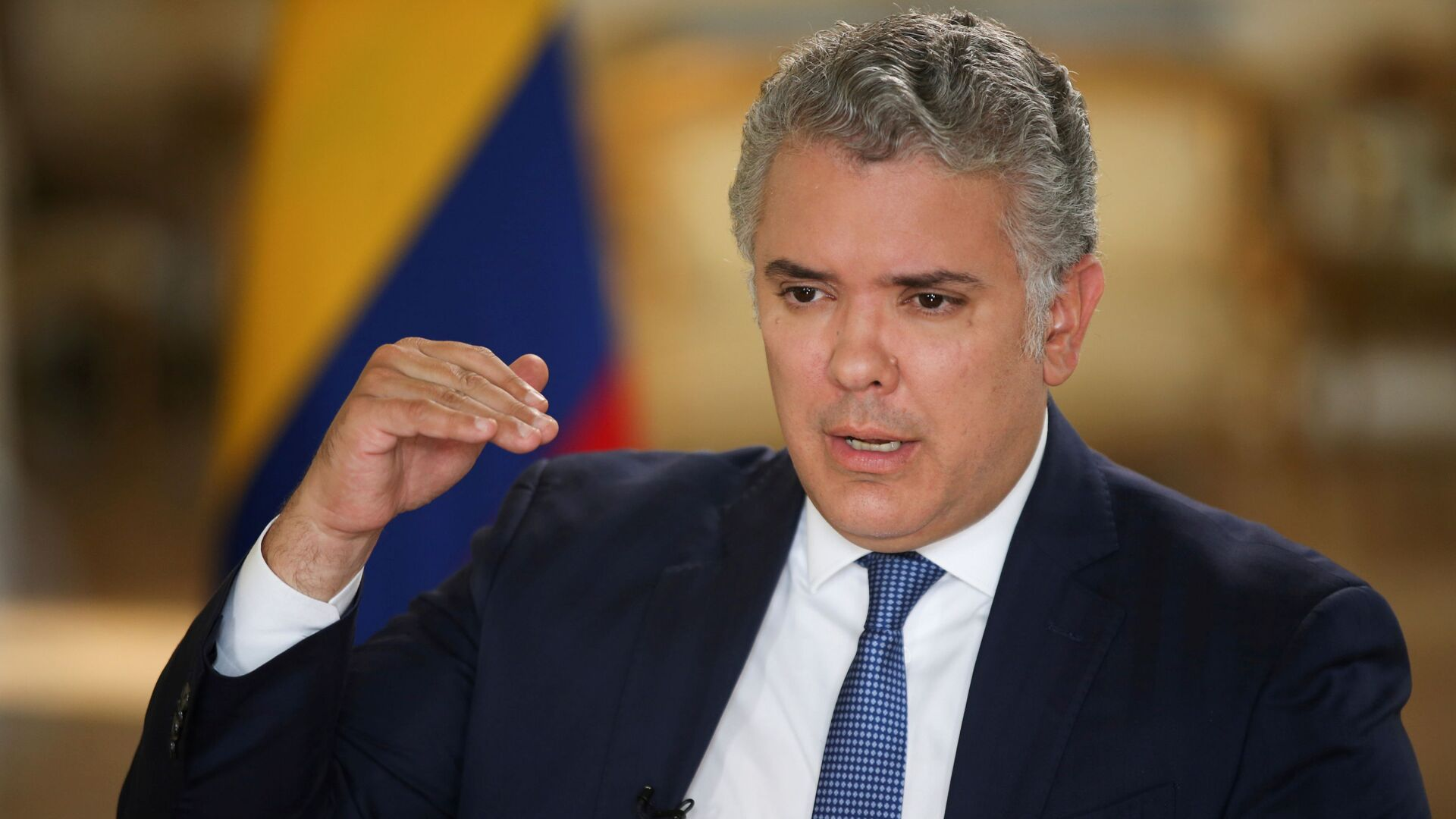 Iván Duque, presidente de Colombia - Sputnik Mundo, 1920, 03.06.2021