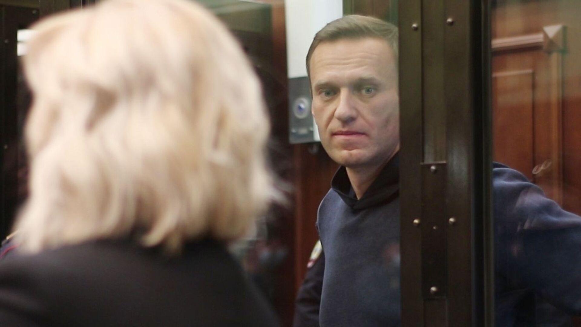 Alexéi Navalni, bloguero opositor ruso - Sputnik Mundo, 1920, 02.02.2021