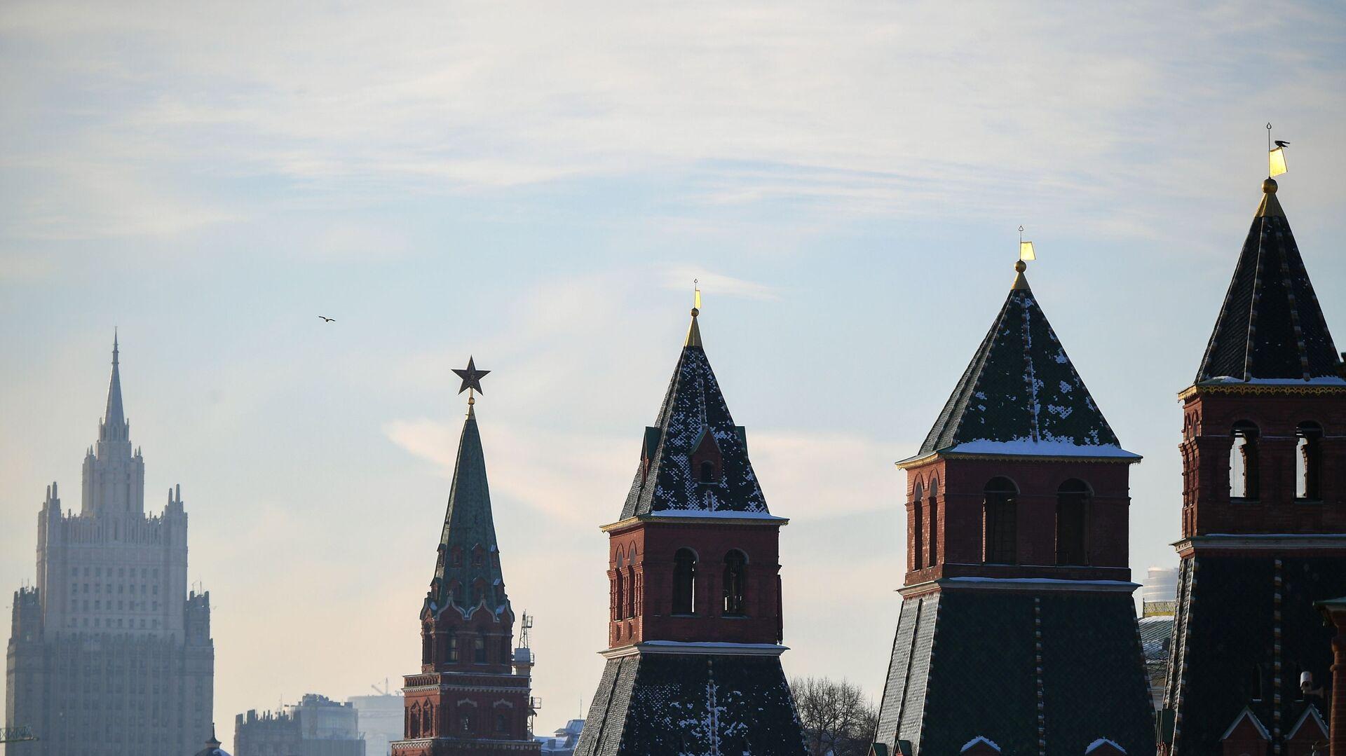 El Kremlin de Moscú, Rusia - Sputnik Mundo, 1920, 26.04.2021
