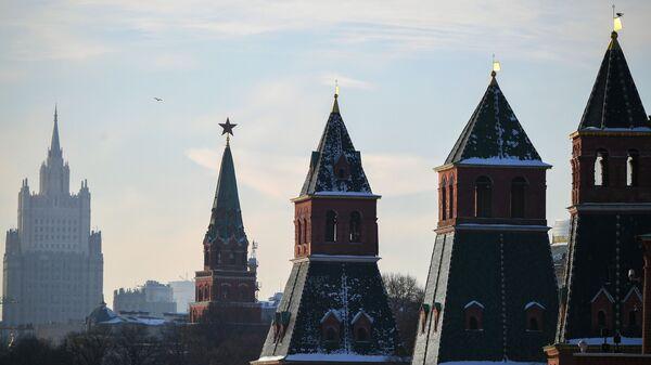 El Kremlin de Moscú, Rusia - Sputnik Mundo