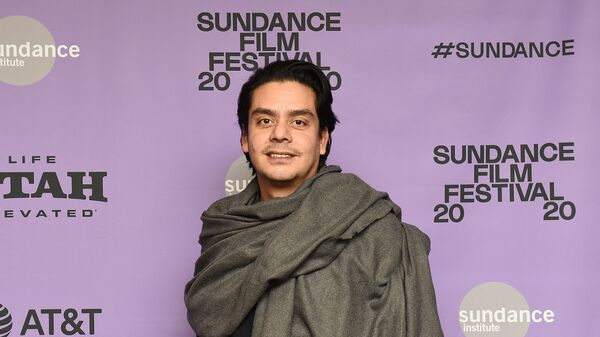 El realizador guatemalteco Jayro Bustamante - Sputnik Mundo