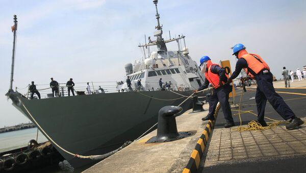 EL LCS USS Freedom de la Armada de Estados Unidos - Sputnik Mundo