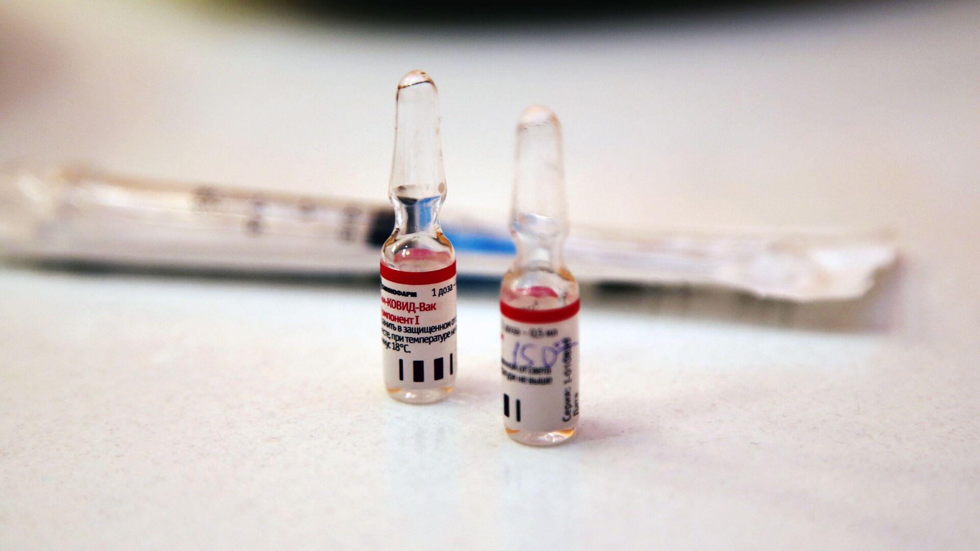 Vacuna rusa contra el coronavirus Sputnik V - Sputnik Mundo, 1920, 04.02.2021