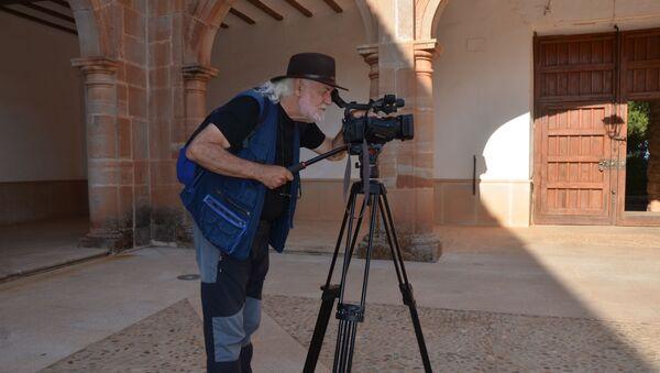 Eugenio Monesma, realizador y productor español de documentales etnográficos - Sputnik Mundo