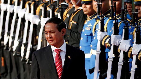 Win Myint, presidente de Birmania - Sputnik Mundo