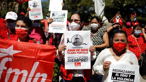 Funerales de Juan de Dios Tejada Portillo - Sputnik Mundo