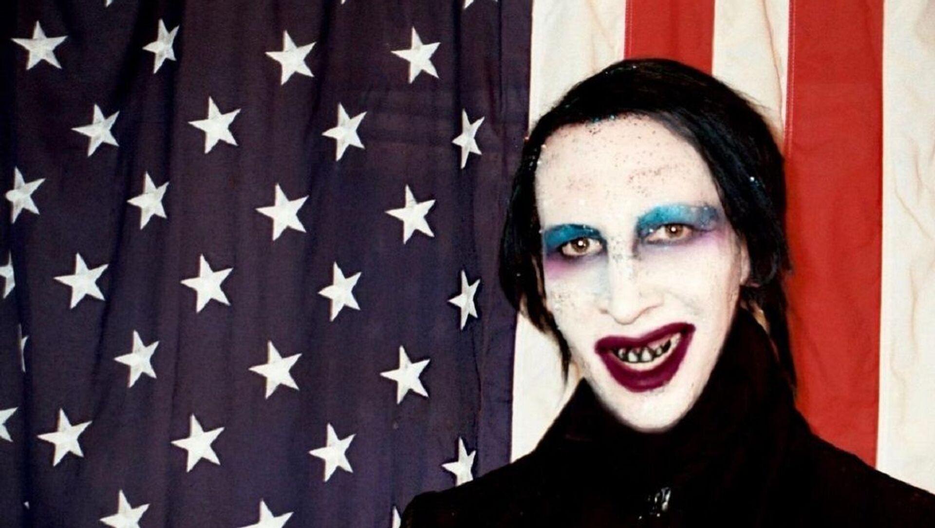 Marilyn Manson, cantante estadounidense - Sputnik Mundo, 1920, 06.02.2021