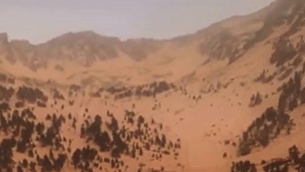 Polvo sahariano en los Pirineos - Sputnik Mundo