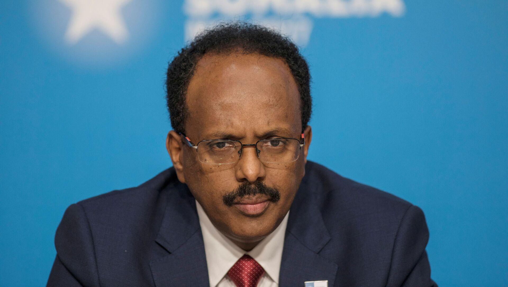 Mohamed Abdullahi Mohamed, el presidente de Somalia - Sputnik Mundo, 1920, 08.02.2021