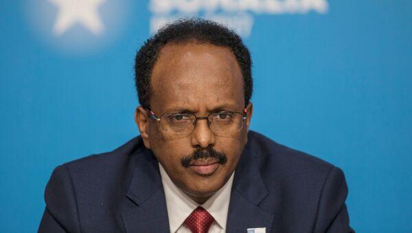 Mohamed Abdullahi Mohamed, el presidente de Somalia - Sputnik Mundo