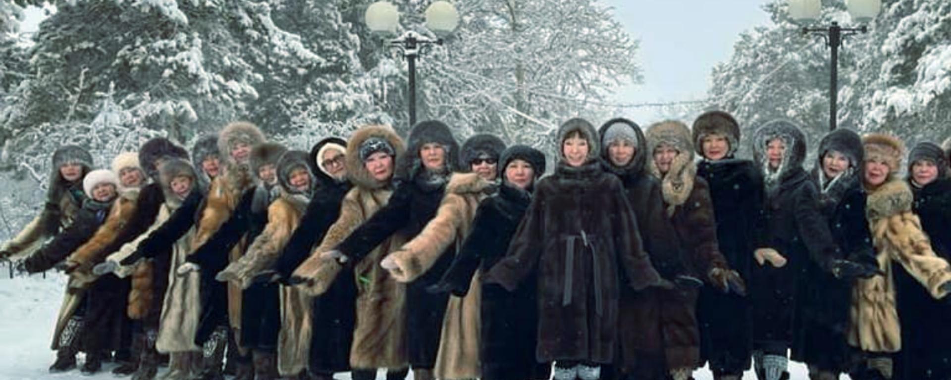 Bailarinas aficionadas de Yakutsk - Sputnik Mundo, 1920, 08.02.2021