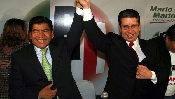 Mario Marín, exgobernador del estado de Puebla (México) - Sputnik Mundo