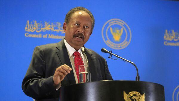 Abdalá Hamdok, primer ministro de Sudán - Sputnik Mundo