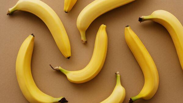 Unos plátanos, referencial - Sputnik Mundo