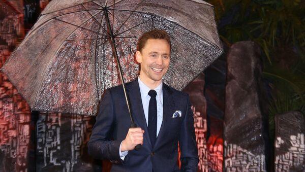 Tom Hiddleston, actor británico - Sputnik Mundo
