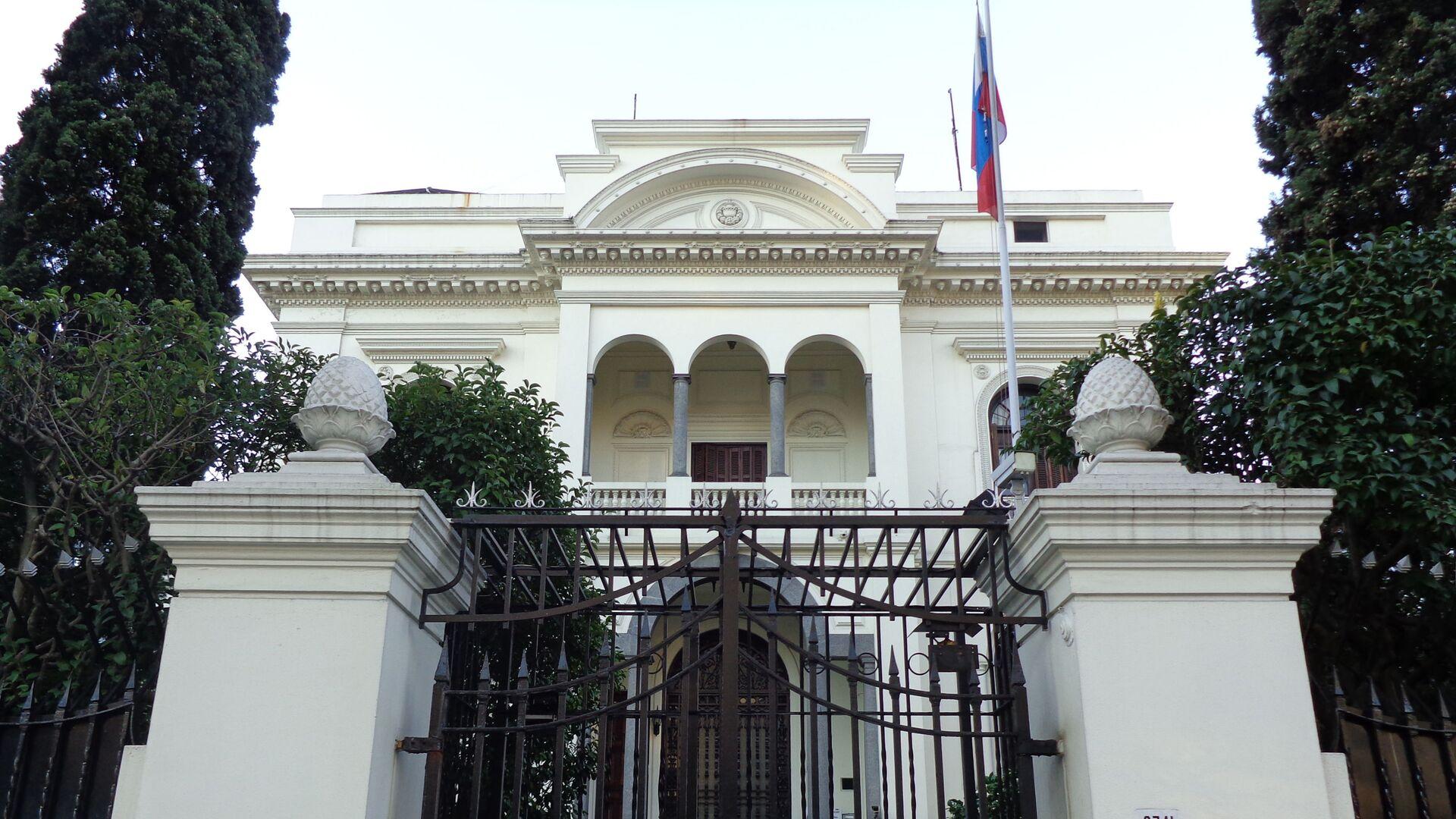 Embajada de Rusia en Uruguay - Sputnik Mundo, 1920, 09.02.2021
