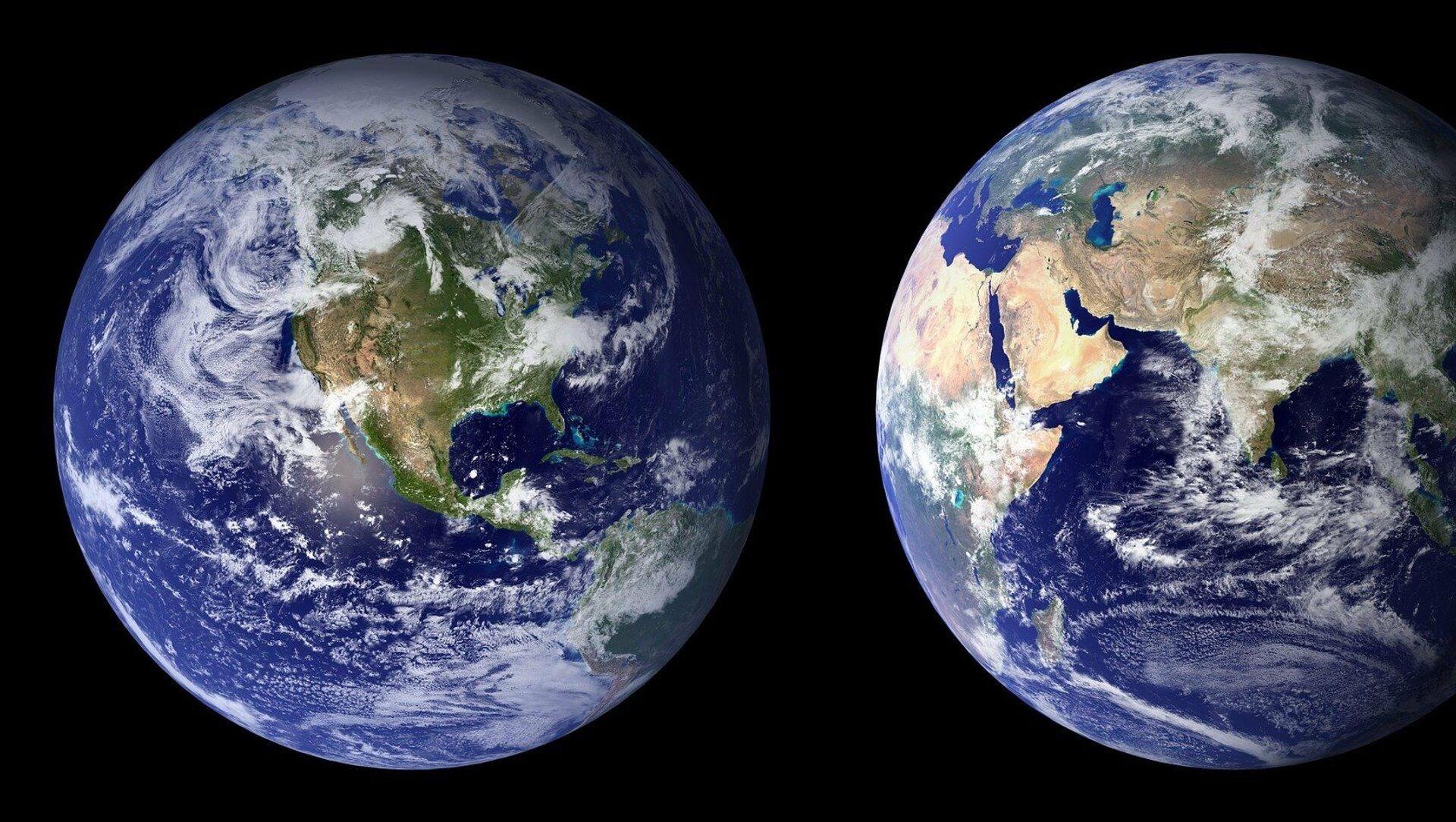El planeta Tierra, referencial - Sputnik Mundo, 1920, 10.02.2021