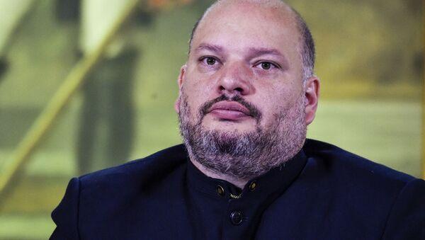 El vicecanciller de Venezuela para América del Norte, Carlos Ron - Sputnik Mundo