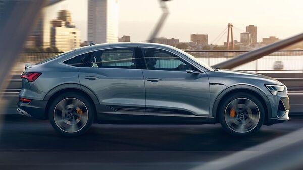 Audi e-tron GT - Sputnik Mundo