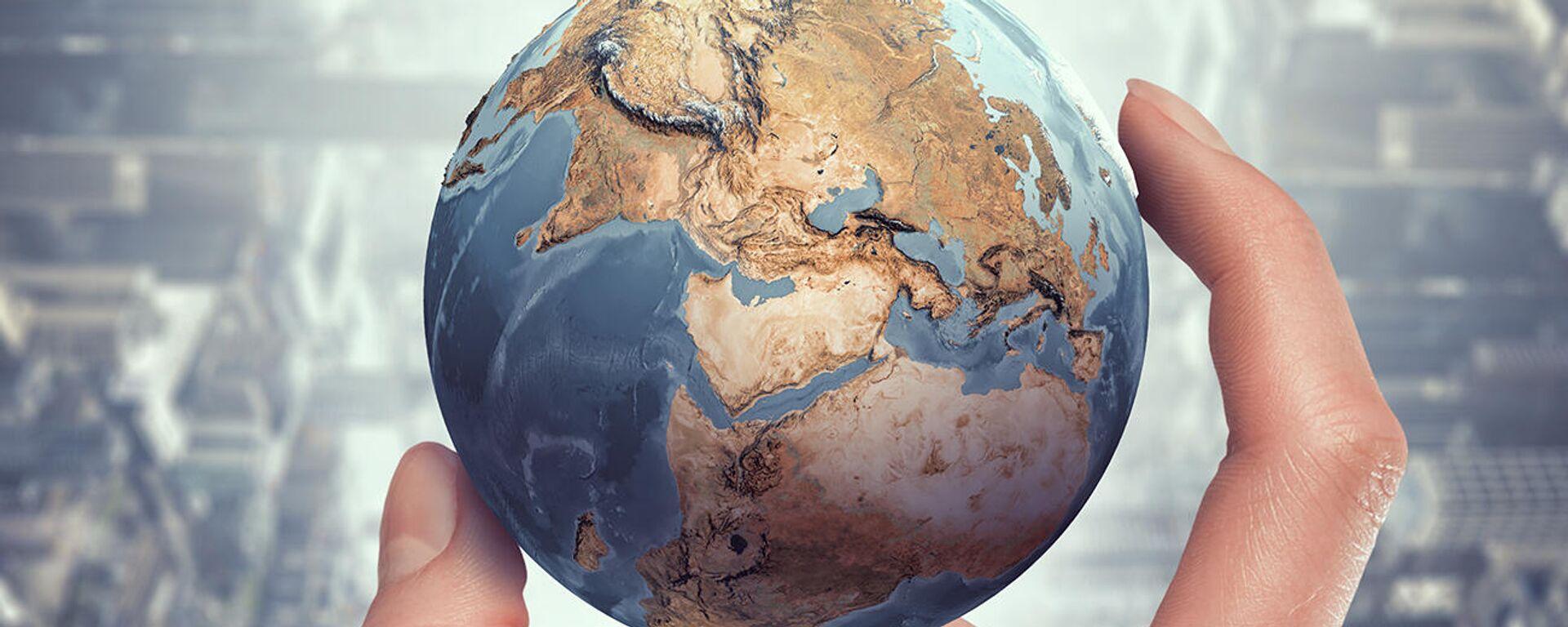 EN ORBITA COVER - Sputnik Mundo, 1920, 09.04.2020