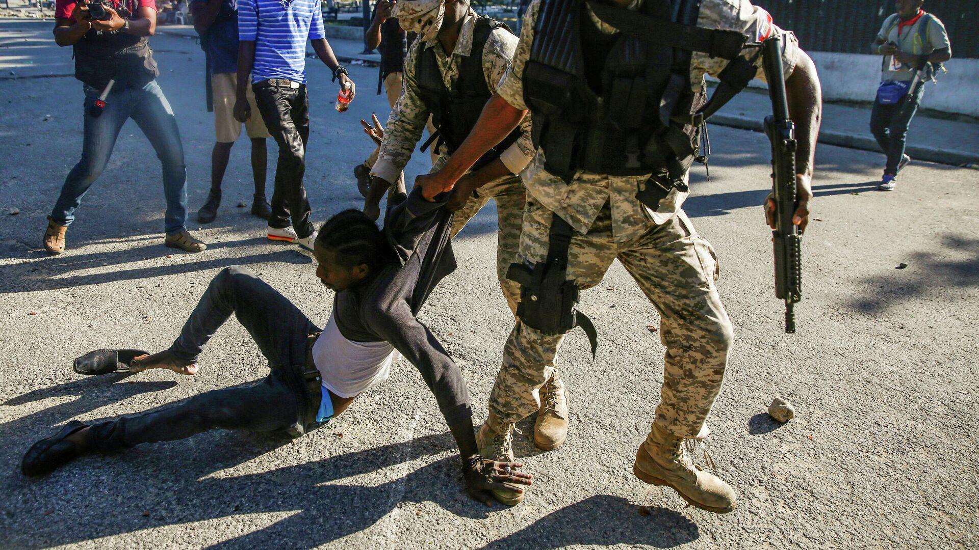 Violencia en Haití - Sputnik Mundo, 1920, 11.02.2021