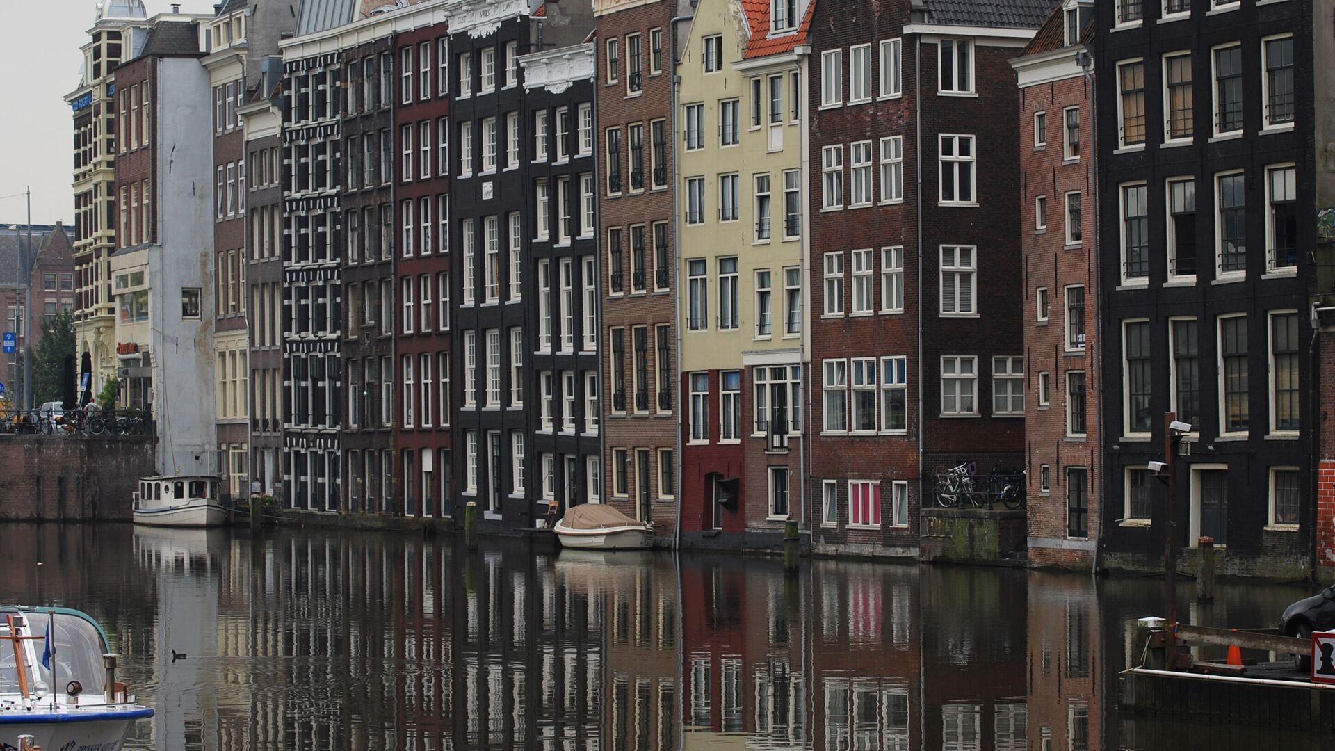 Ámsterdam (Países Bajos) - Sputnik Mundo, 1920, 11.02.2021