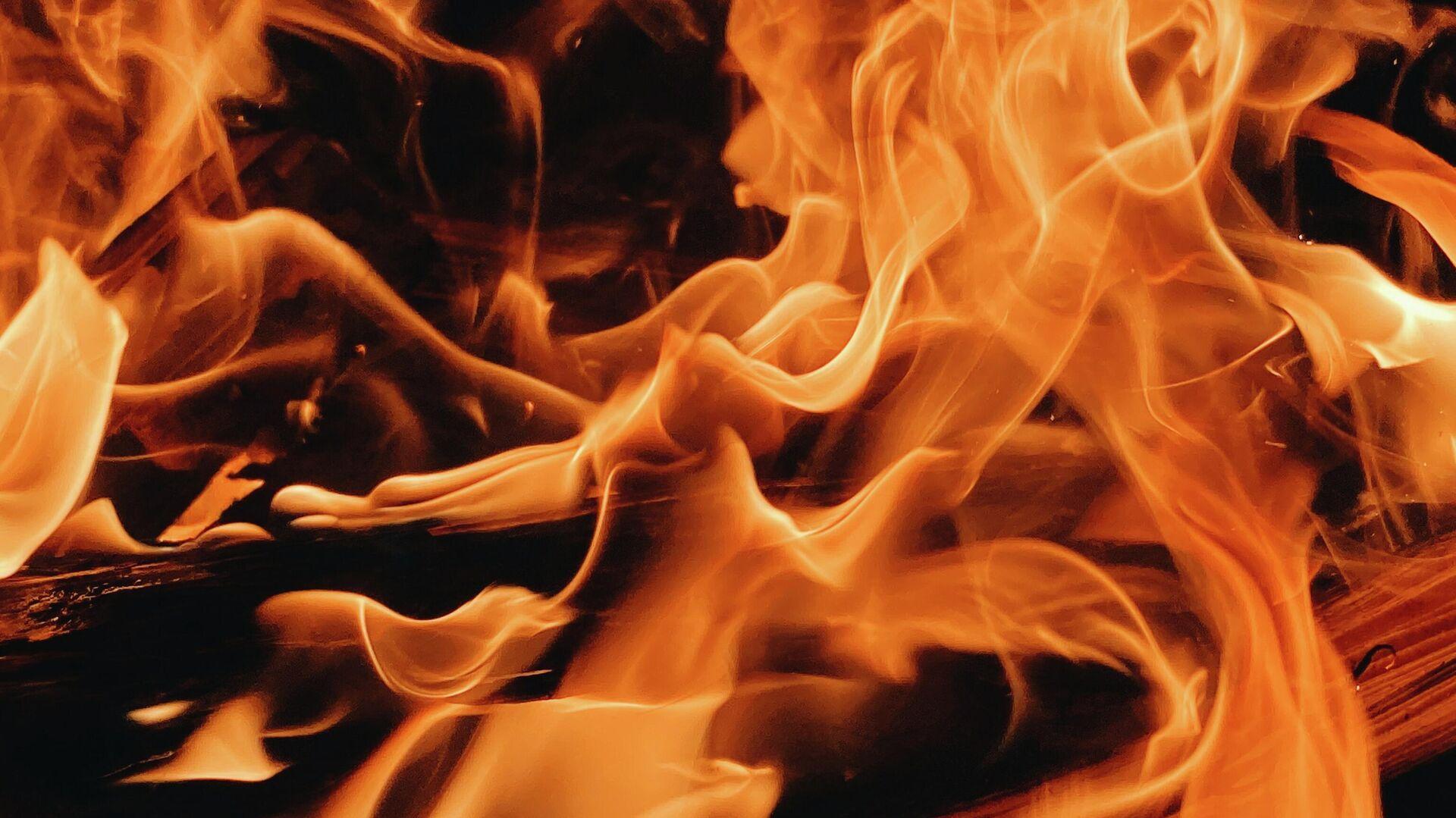 Fuego (imagen referencial) - Sputnik Mundo, 1920, 04.03.2021