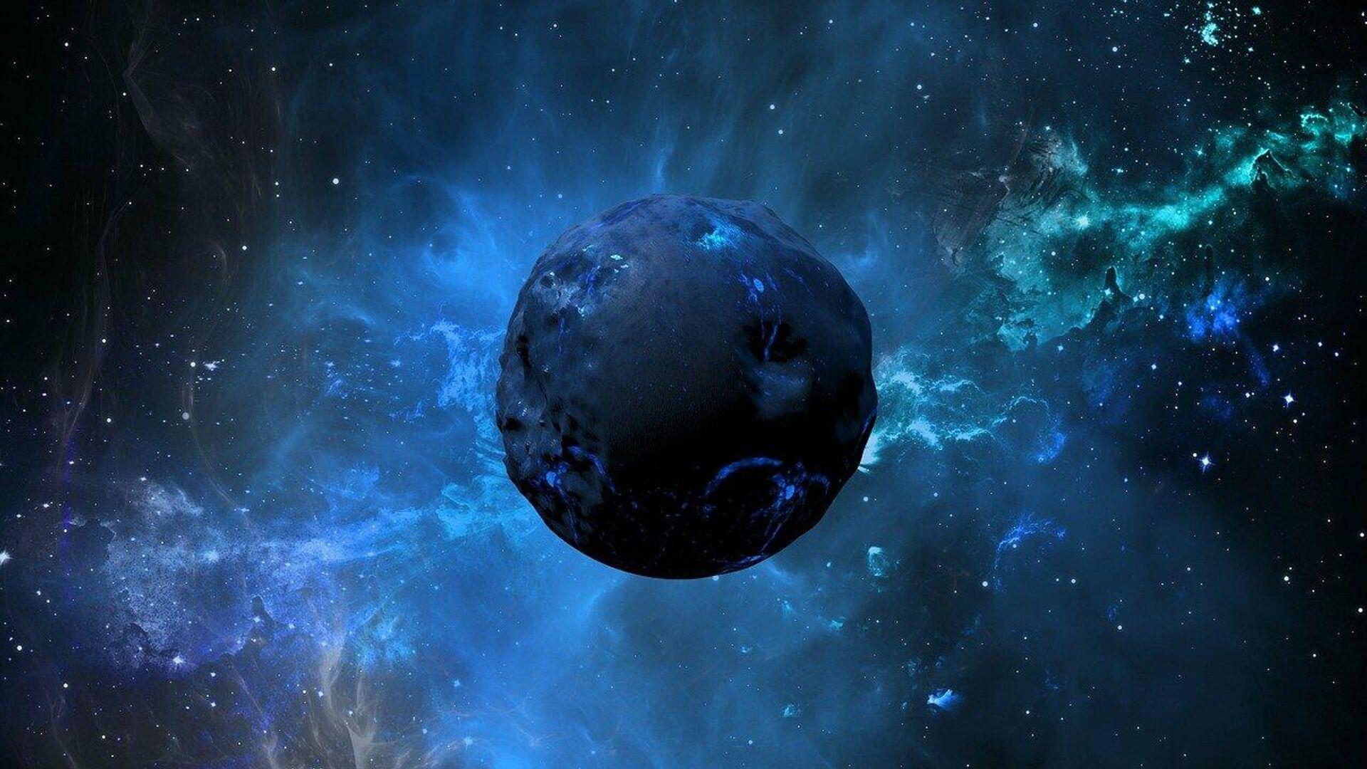 Un cuerpo cósmico (imagen referencial) - Sputnik Mundo, 1920, 12.02.2021